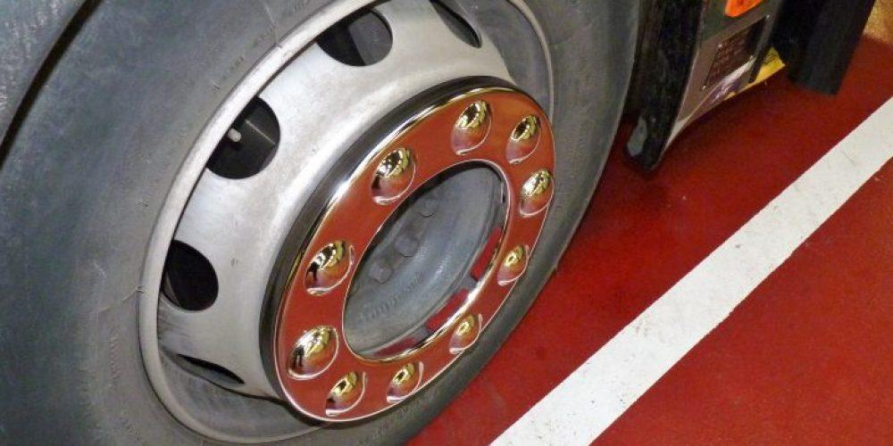Sécuriveur élimine le danger de perte de roue durant le transport